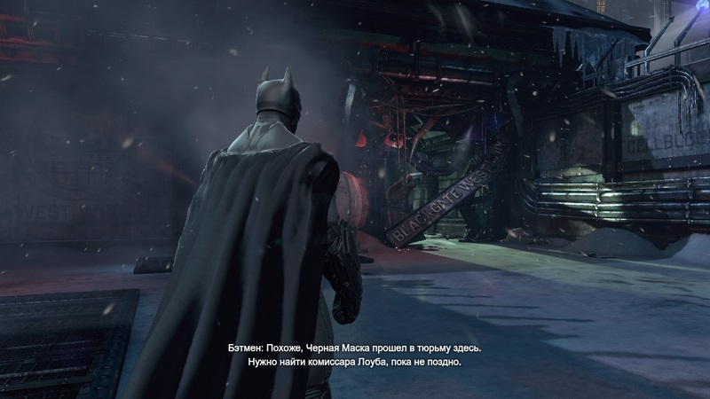 Batman: Arkham Origins Blackgate Deluxe Edition Free Download